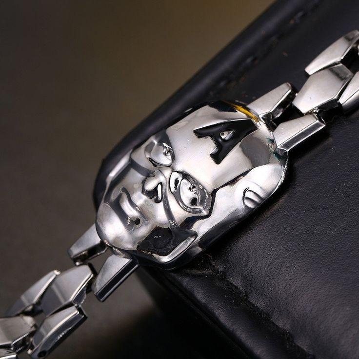 Marvel Captain America Face bracelet – The Cynical Clique