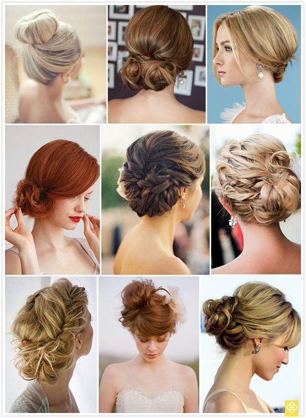 Various ways to wear a bun #KendraScott #diyhairstyle