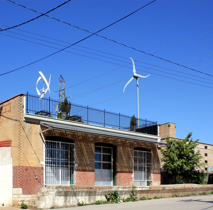 William A. Kerr Foundation - St. Louis, MO Solar Awnings ...