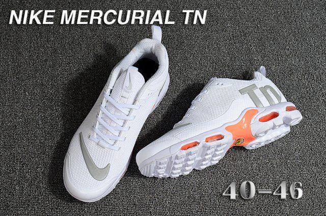 Nike Air Max Plus TN Ultra Men's Running Shoes WhiteGrey
