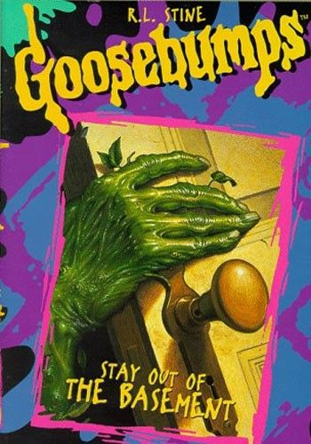 my fovorite book out of goosebumps out of all time