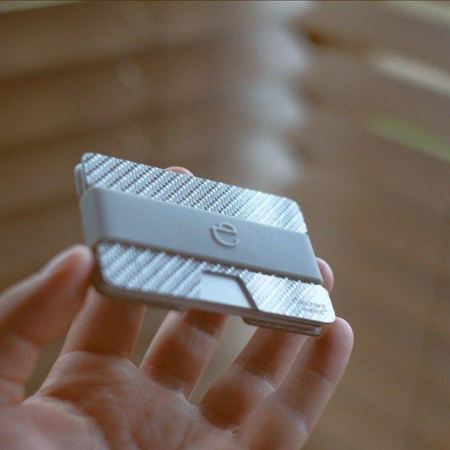wallet, elephantwallet, soft carbon, carbon fiber, nwallet, slimwallet,