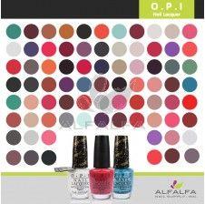 OPI Nail Polish - All color collections