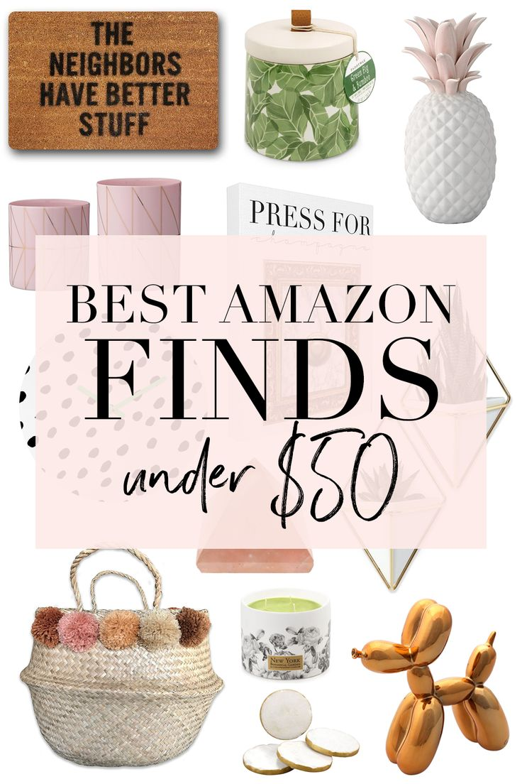Best Amazon Finds Under $50 | Best Amazon Fashion Under $50 | Best Amazon Home Decor Under $50 | Best Office Products Under $50