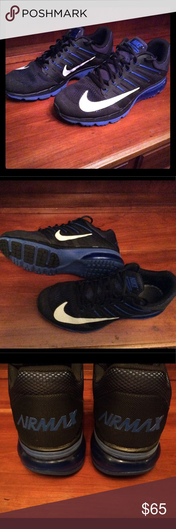 Sz. 11.5 Nike Air Max Excellerate 4 running shoes ⚡️PRICE DROP⚡️ Great/Excellent used condition, light wear on the back heels. Nike Shoes Sneakers