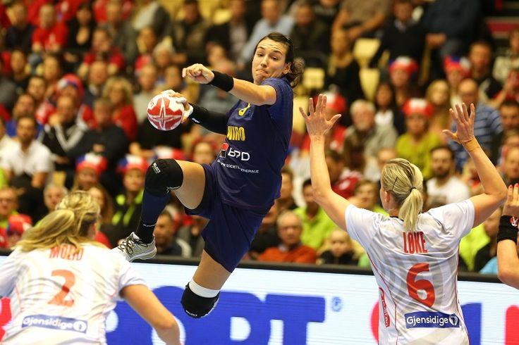 **România dă golgheterul Campionatului Mondial!** Cristina Neagu a urcat pe primul loc