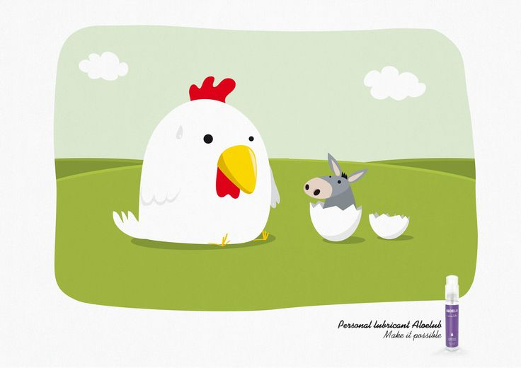 Aleolub lubricant: Chicken