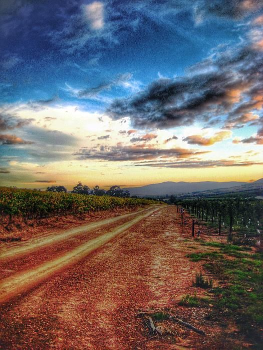 Villiersdorp Farm Road