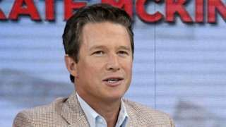 Billy Bush suspended by NBC after Trump tape emerges - BBC News