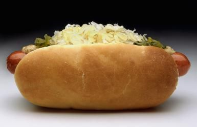 Make the Perfect Hot Dog Topping with This Sauerkraut Recipe: Sauerkraut Hot Dog Topping