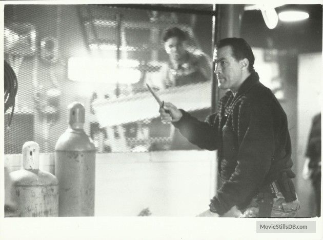 Under Siege - Publicity still of Steven Seagal