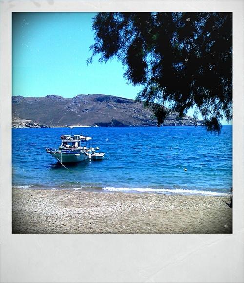 Serifos Island, Greece. Koutalas