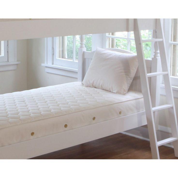 Naturepedic Organic Cotton 2 in 1 Ultra Full Mattress