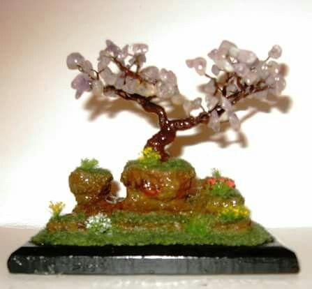 Diorama bonsai fantasy . 8