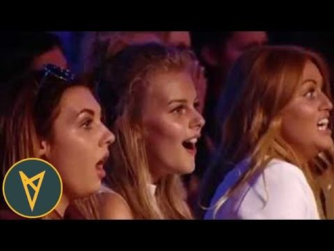 Top 10 Most UNFORGETTABLE First Singing Auditions Ever!