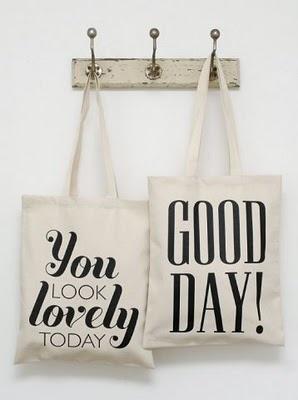 alphabet bags #sac #cabas #totebag #baiseenville #toile #tissu #coton #lin