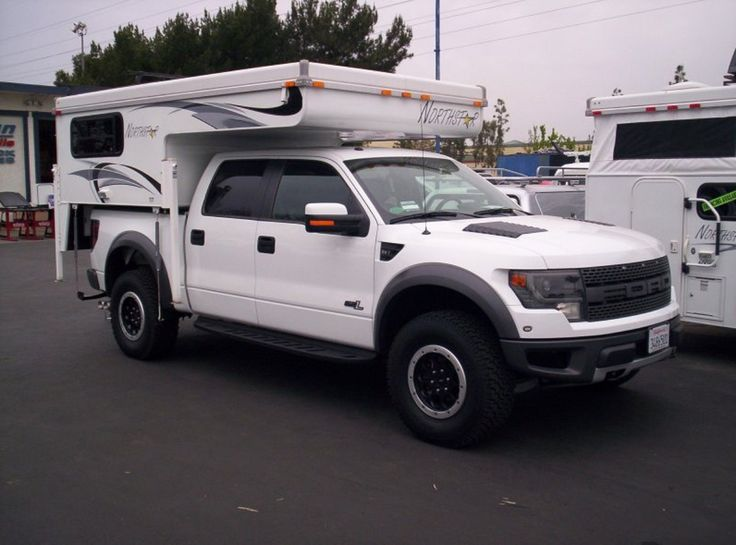 Northstar Tc650 Pop Up Truck Camper For 2016 Ford F 150