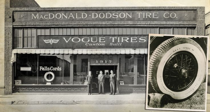 Shout out to all of our Authorized Vogue Tyre dealers.  Taking care of your motoring needs for over 100 years!