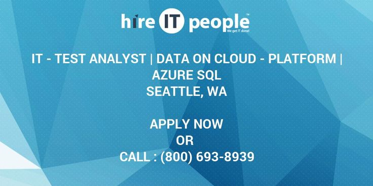 Pl. send resumes to resumes@hireitpeople.comJob Details:Must Have Skills:JMeter and ToscaJava programming skillMS AzureNice to have skills:Experience with agile methodologies, testing REST APIs, cloud hosted servicesMS AzureDetailed Job Description:S