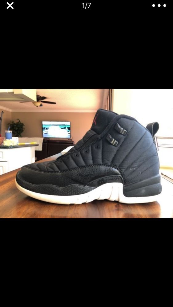 1c89ec9af06059 Air Jordan 12 Retro Nylon Neoprene Great condition Size  7 100% Authentic   fashion  clothing  shoes  accessories  mensshoes  athleticshoes (ebay link)