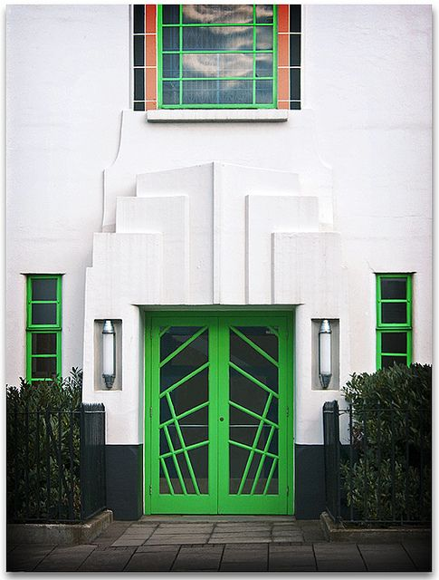 Hoover Factory, London by Metropol 21, via Flickr #lifeinstyle #greenwithenvy