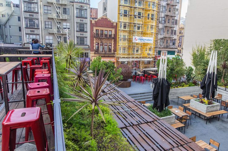 San Francisco's 14 Best Rooftops (a Bunch of Which Are Totally Secret)