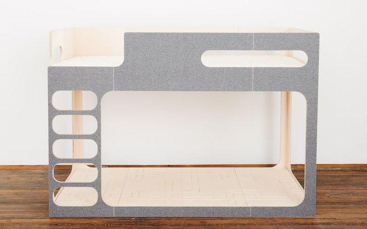 AMBERintheSKY_Hochbett oder Stockbett - perludi * Kindermöbel