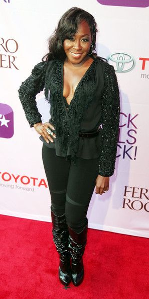 Actress Tichina Arnold