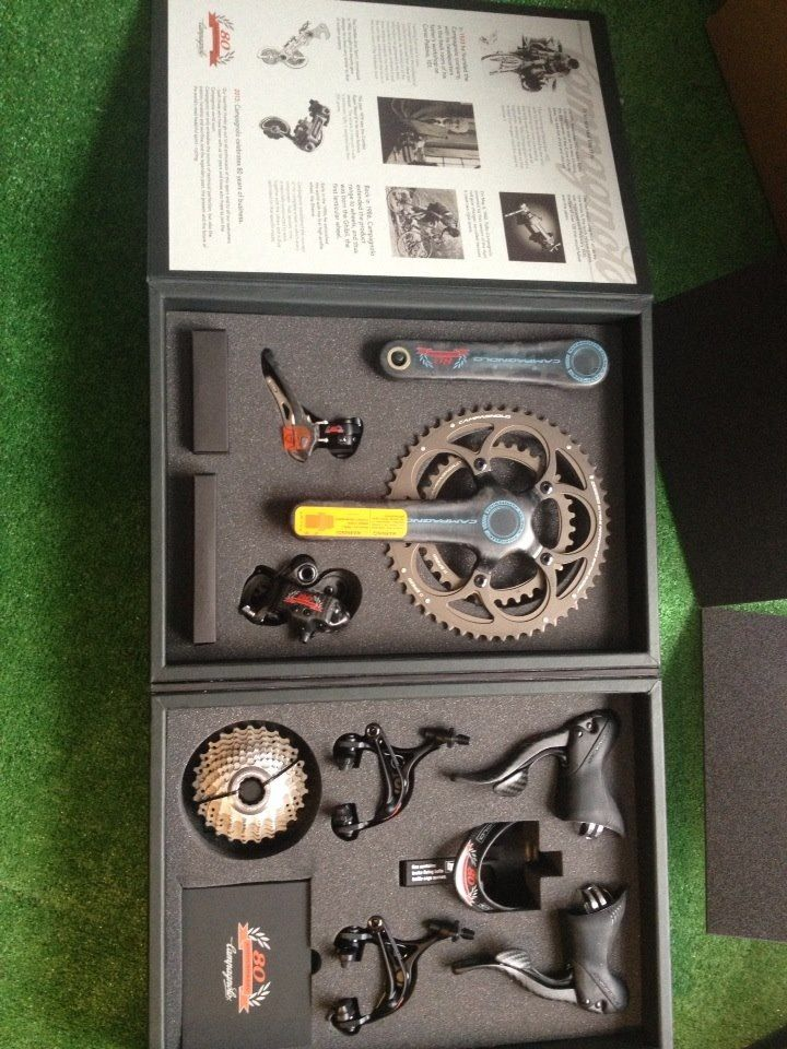 #campagnolo #kit