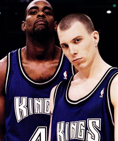 Jason Williams & Chris Webber... good old days