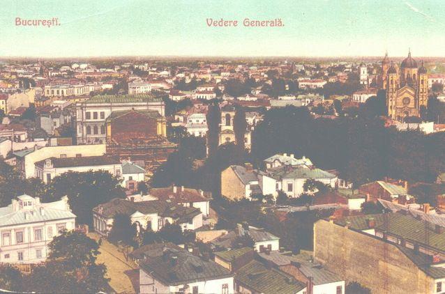 Vedere spre Sf. Ecaterina 1929