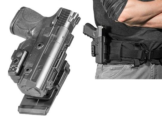 S&W M&P Shield Holster - 40 caliber | Alien Gear Holsters