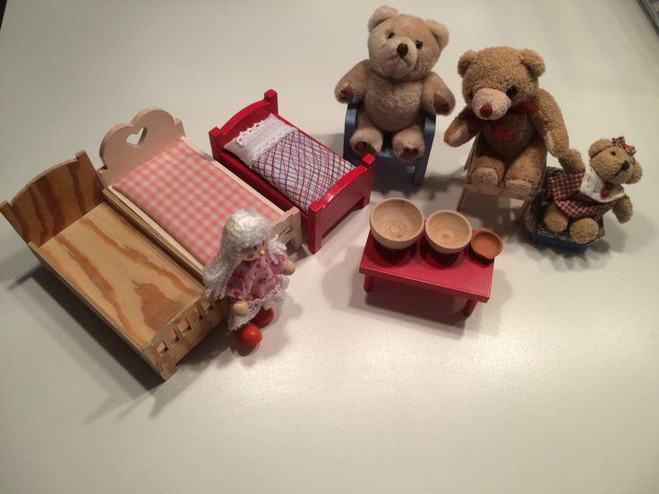 Guldlock och de tre björnarna!