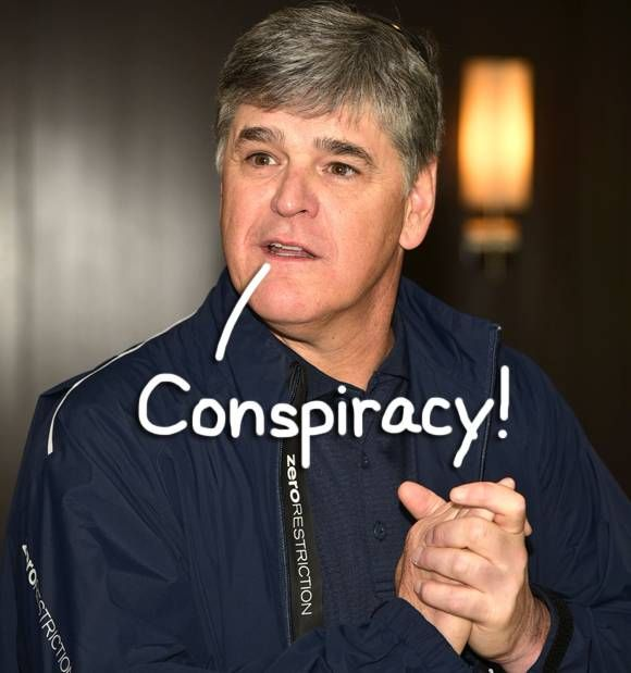 Sean Hannity's Twitter Account Briefly Disappeared Overnight — And Trump Fans FLIPPED OUT! - PerezHilton.com
