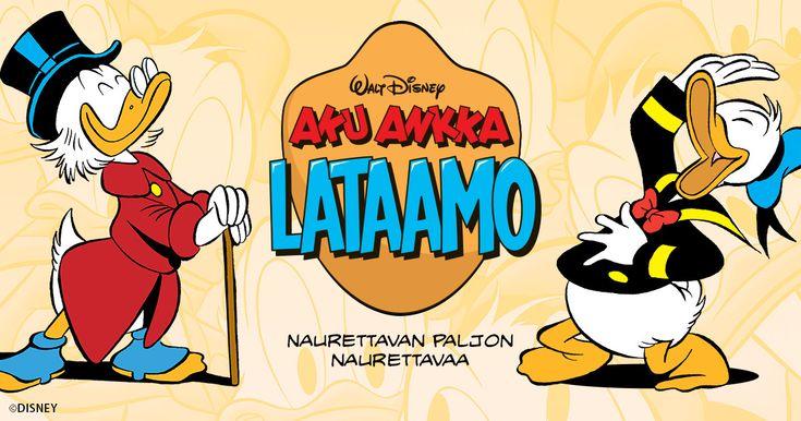 Etusivu Aku Ankka Lataamo Disney Characters Donald Duck Character