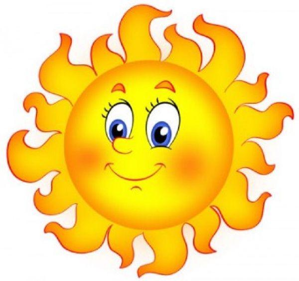 Добрые картинки солнышка с лучиками для детей (30 ФОТО) (с ...