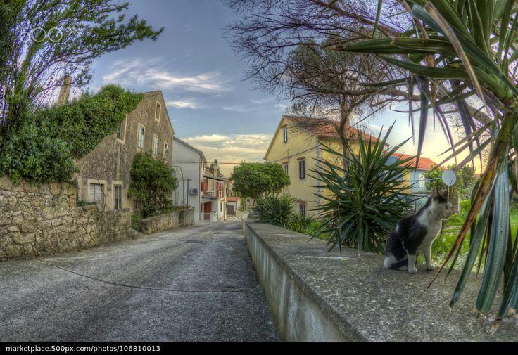Nerezine, Croatia