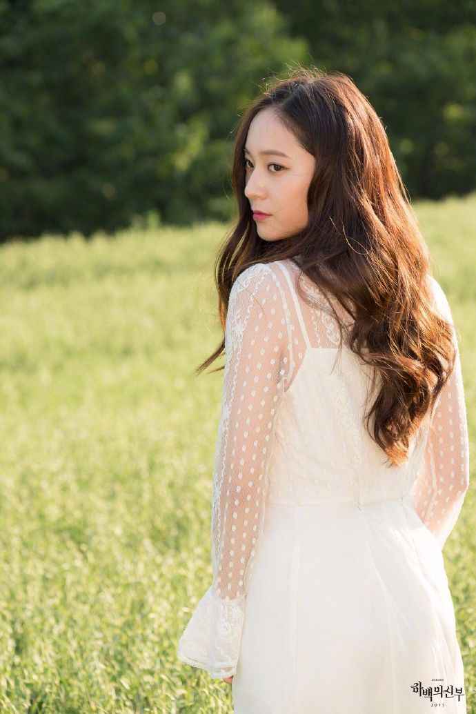 Krystal fx for Bride of the water god 2017