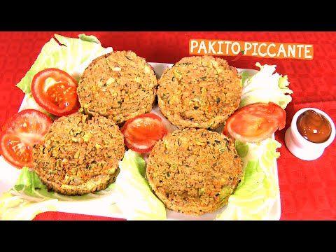 HAMBURGER VEGETALI FATTI IN CASA Buonissimi!!! • Ricetta di Pakitopiccante