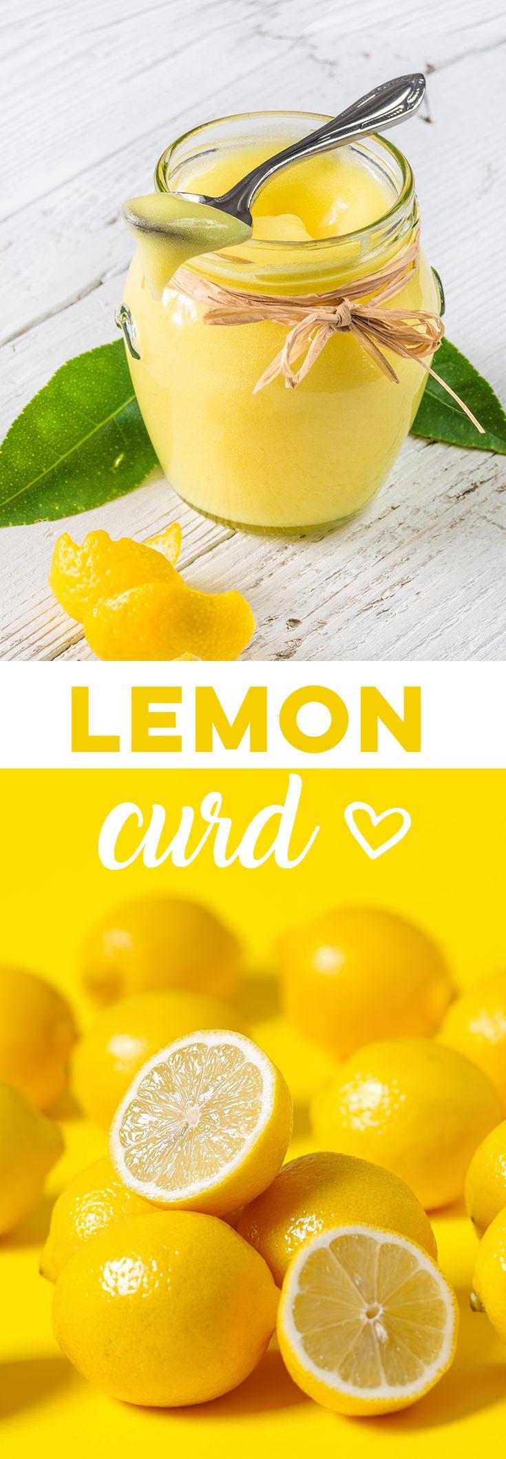 Easy lemon curd recipe, Lemon desserts, Lemon cake, Homemade lemon curd, Lemon recipes, Lemon cream