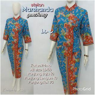 Baju Batik Kerja Wanita, Grosir Batik Solo, Baju Batik Pria: Butik Baju Batik, Baju Batik Modern, Agen Grosir B...