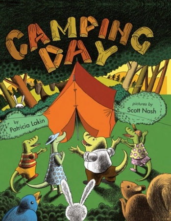 Camping Day online read aloud