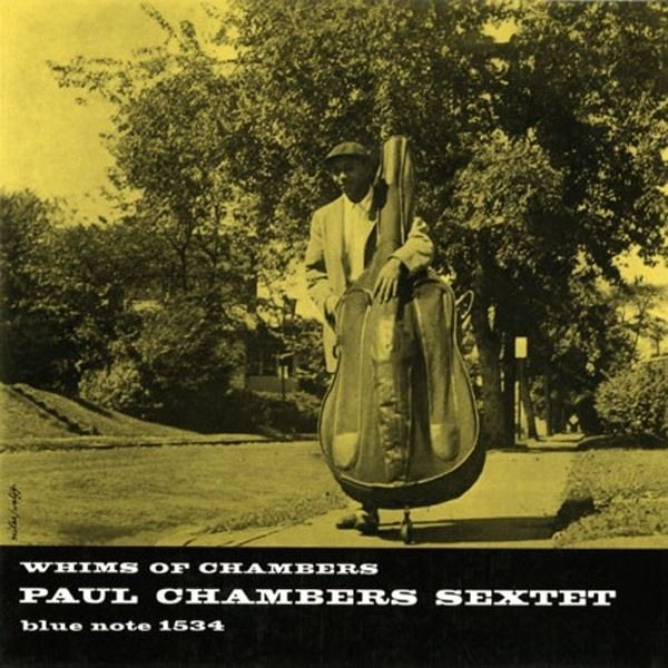 The Paul Chambers Sextet recorded Whims of Chambers #onthisday in 1956.