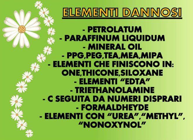 Come leggere la composizione dei vari prodotti cosmetici grazie all'INCI | BIOHEM
