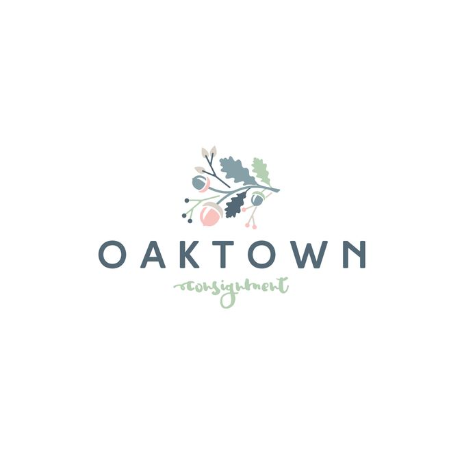 Create a feminine, rustic, hipster but modern logo for Oaktown Consignment, an online consignment boutique! by aditto.dsgn