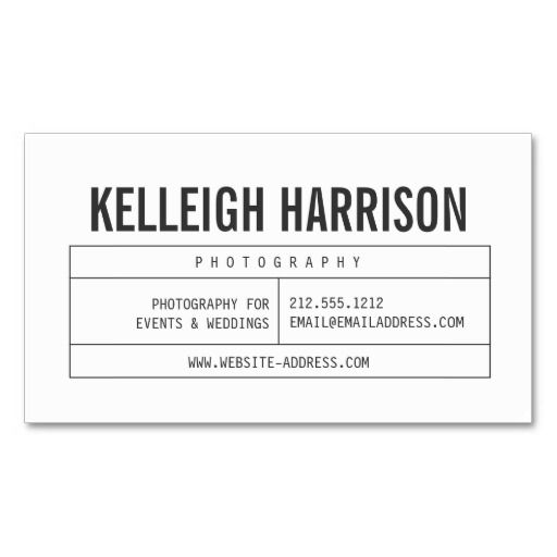 265 best Business Cards for Networking, Personal Use images on - line card template