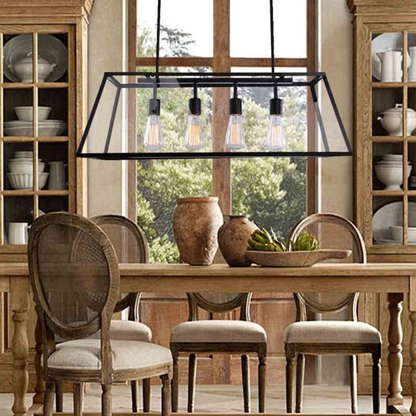 Rectangular Chandelier Dining Room: Best 25+ Rectangular Chandelier Ideas On Pinterest