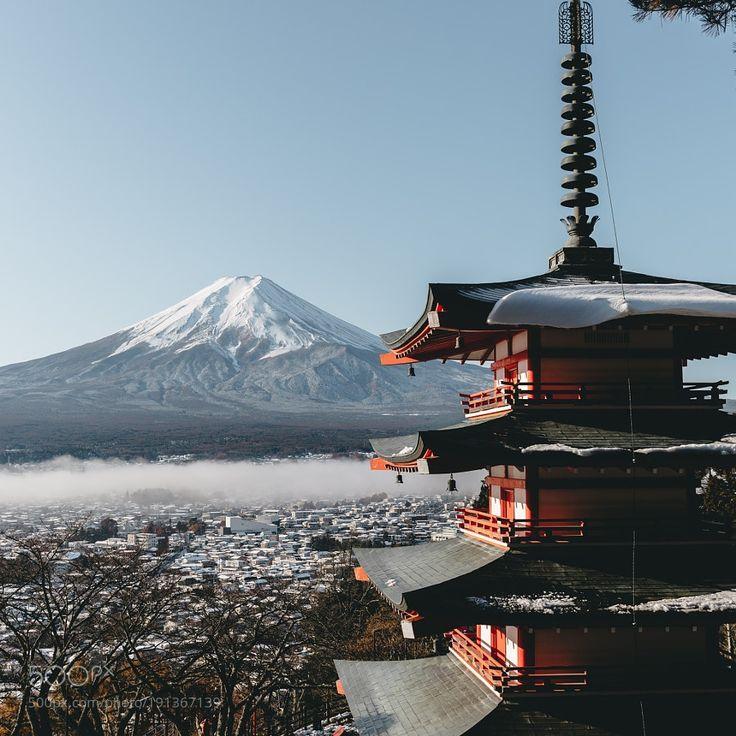 Mt.Fuji by 446i