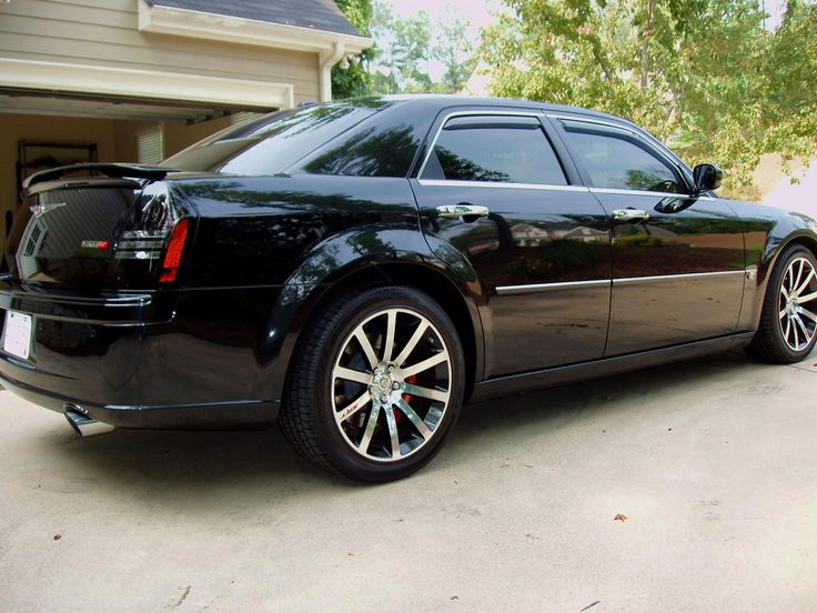 2006 Chrysler 300 300C SRT8 GSM Supercharged