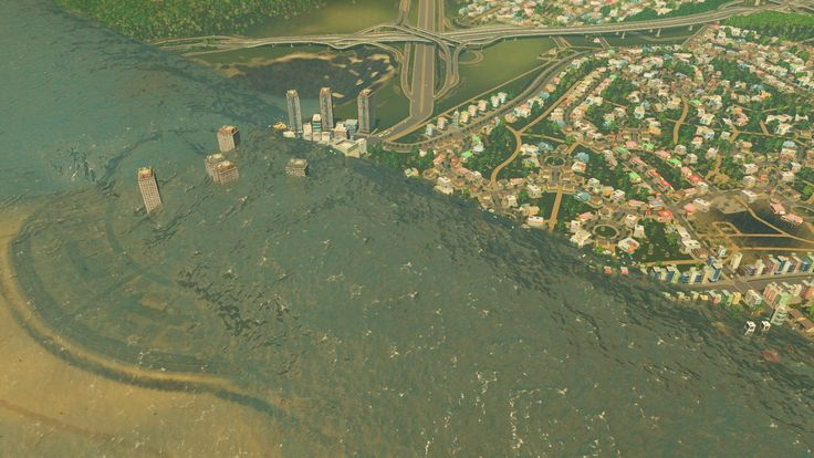 Cities: Skylines - Natural Disasters Game Image 9